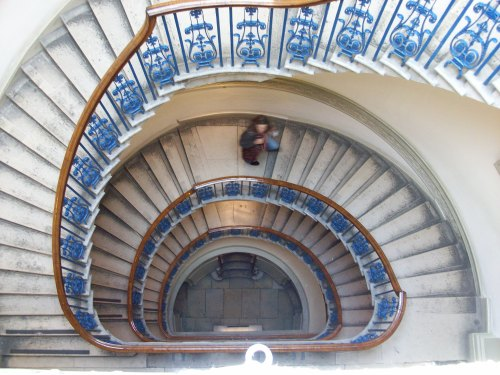 Courtauld staircase