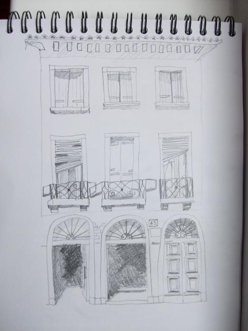 Sketch 1 Burano
