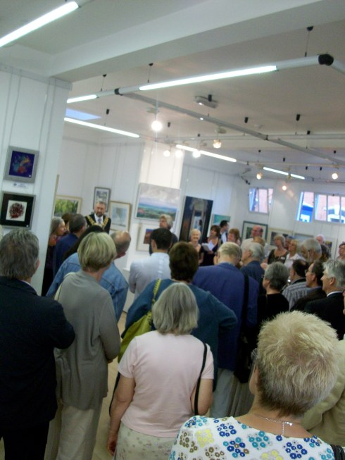 RBSA private view Sept 09