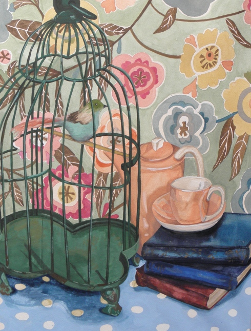 © Claire Leggett Birdcage May 2011