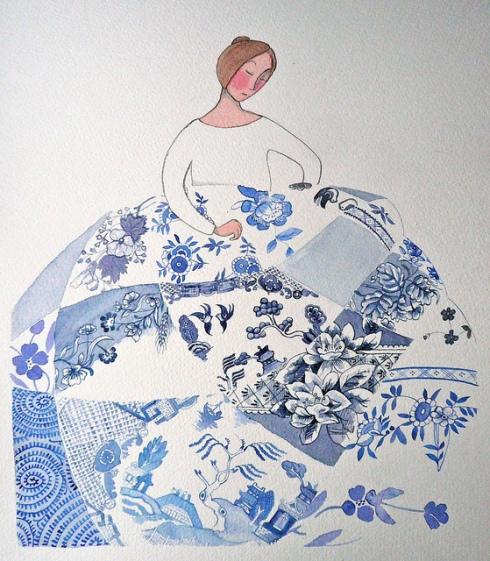 Priodas tsieni by Valériane Leblond