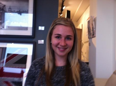 Natasha - my agent in Advocate Art