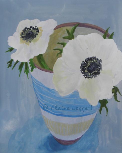 anemones_painting