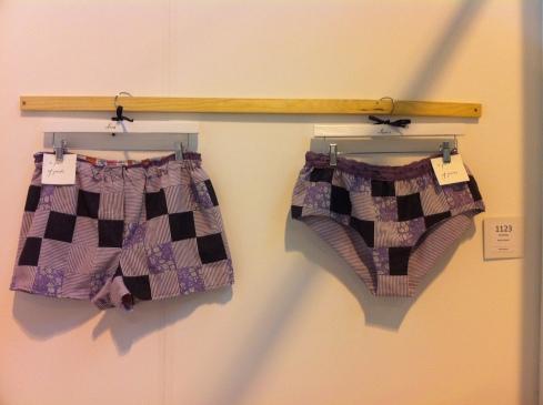 Karin Briden      A pair of pants