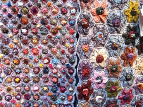 Crochet Patterns Like Sophie Digard : Sophie Digard Paint Drops Keep Falling