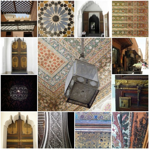 Marrakesh mosaic 1