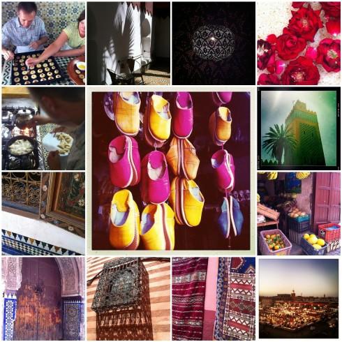 Marrakesh mosaic 2