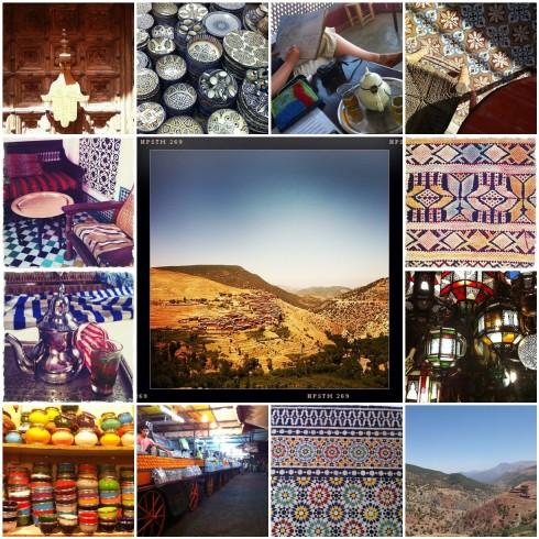 Marrakesh mosaic 3