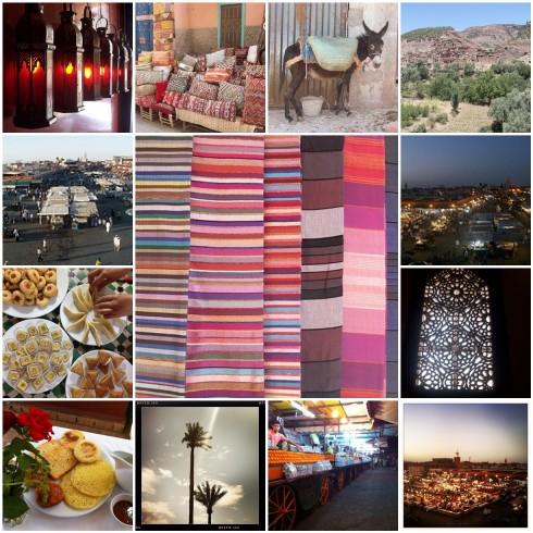 Marrakesh mosaic 4