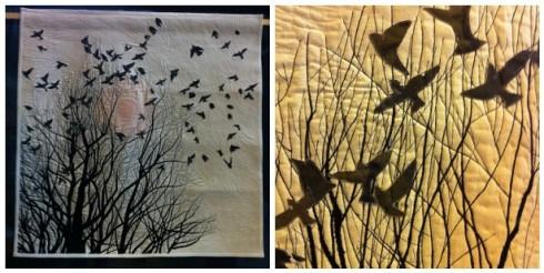 Janie Harvey- Douglas A Slight Murmur of Starlings
