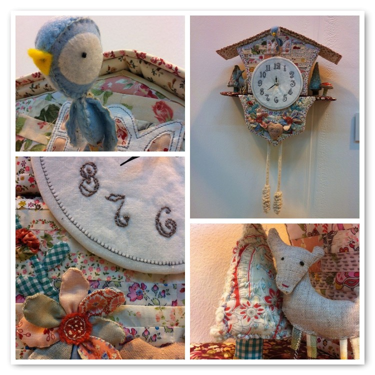 Sally Snushall The Mouse and The Cuckoo Clock