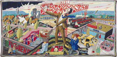 The Agony in the Car Park Grayson Perry