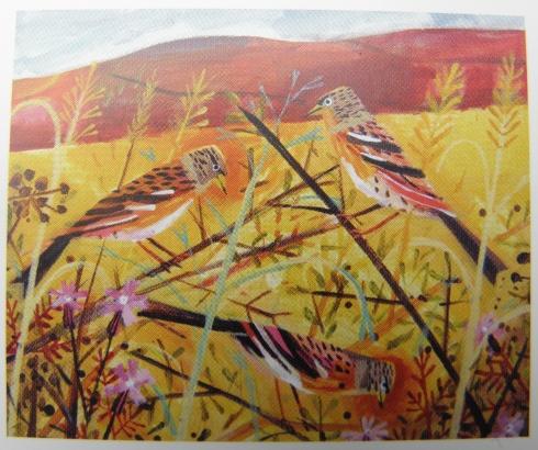 Mary Sumner Hedge Birds