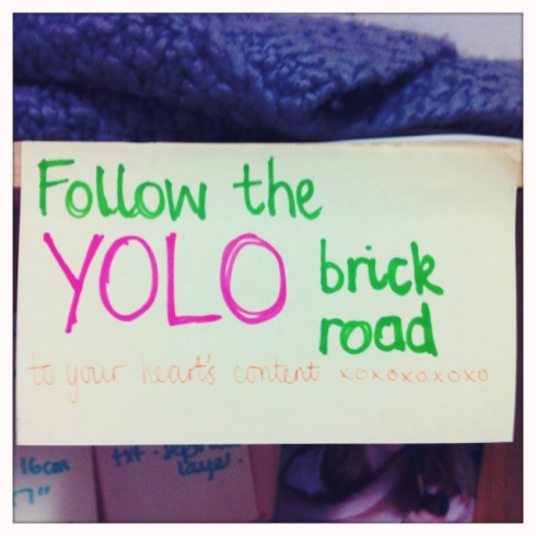 yolo brick road