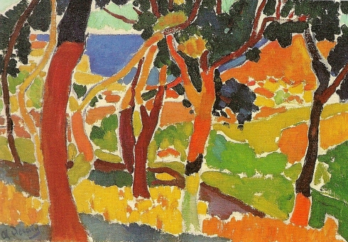 Derain  L'Estaque