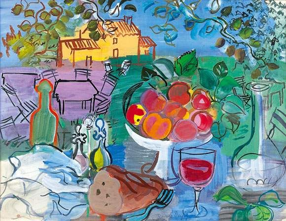 Dufy Paintings For Sale