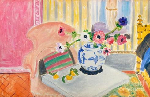 matisse--anemones-1922-