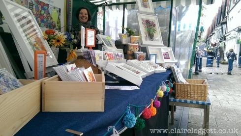 claire leggett mosley market