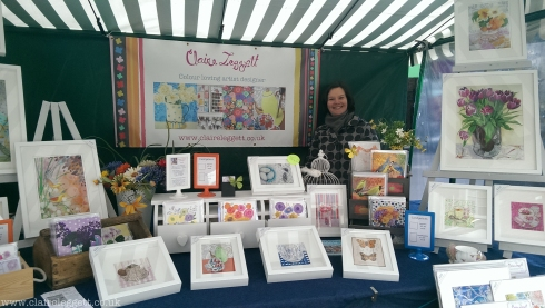 claire leggett my mosley market stall
