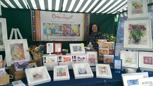 claire leggett my mosley market stall