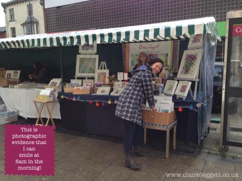 ClaireLeggett_Mosely market setting up