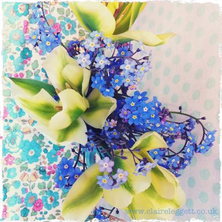 claire_leggett_spring_green_forgetmenots