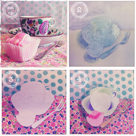 claire_leggett_Tea and cake step by step
