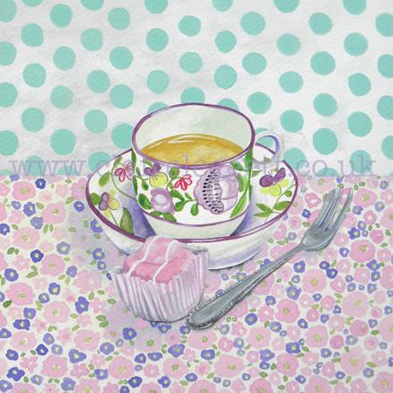© Claire Leggett Tea and Cake