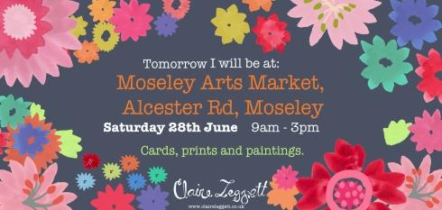June Moseley invite