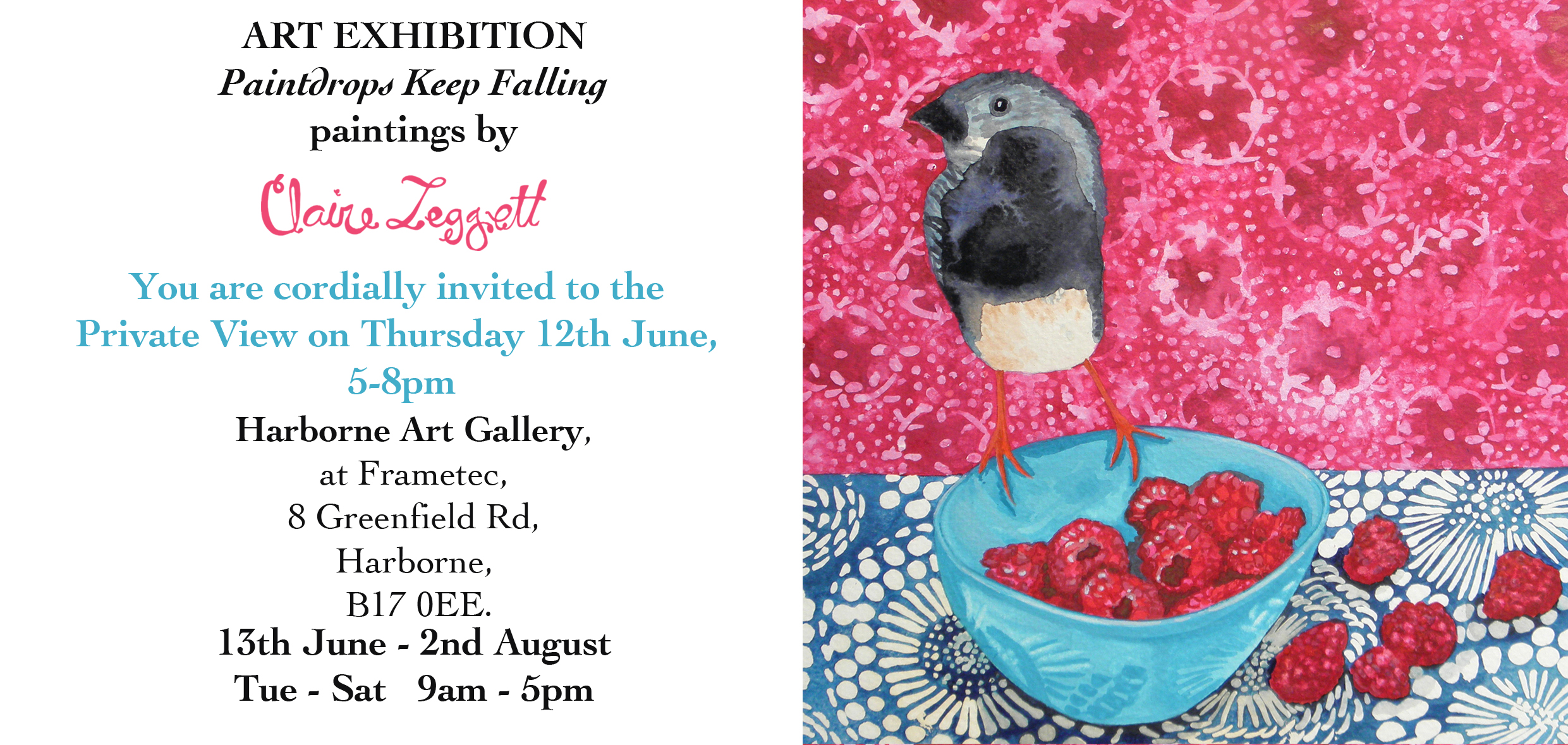 v3_private_view_email_Harborne_Art_Gallery_Claire_Leggett_show_poster