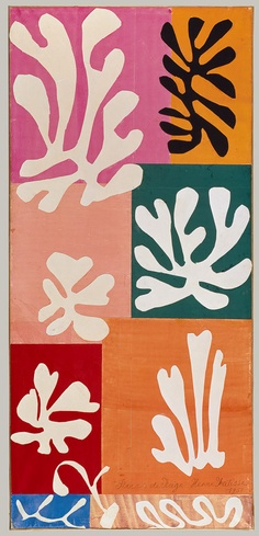 Matisse - Snow Flowers