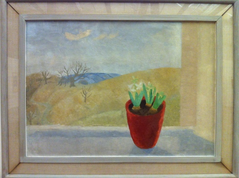 Winifred Nicholson   Flowers at a Window 1939