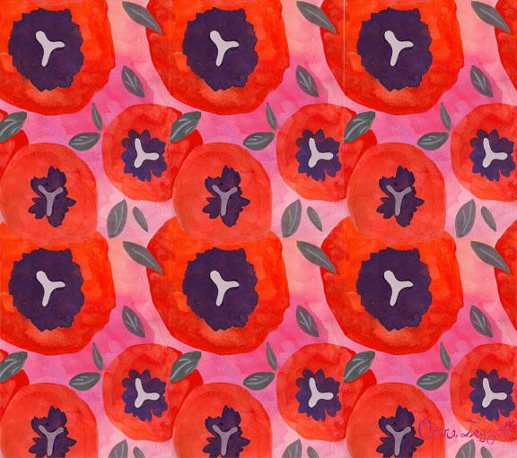 poppies rep