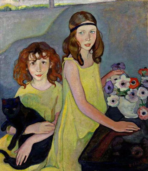 Young Girls in Yellow (1921)