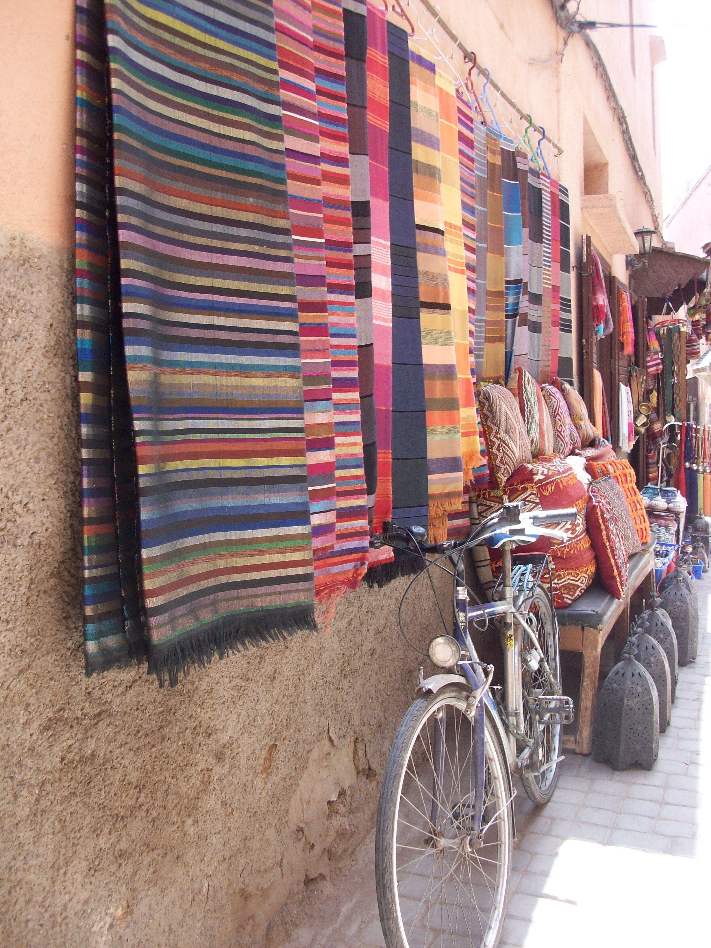 Clair eleggett Marrakesh