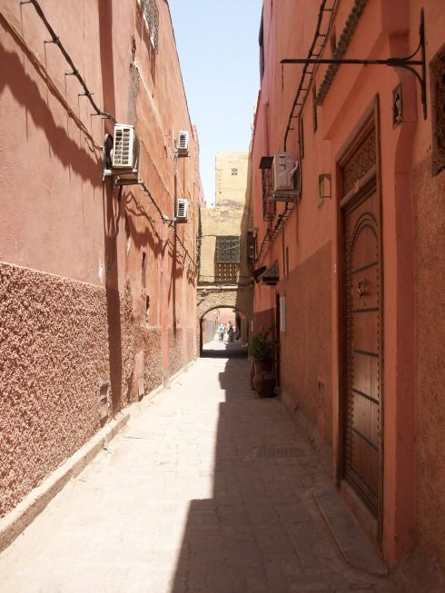 claire_leggett_marrakesh street