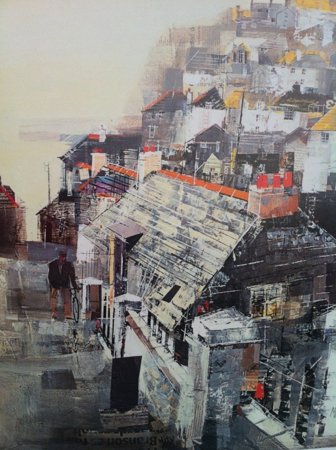 Roofscape, Port Isaac   Mike Bernard