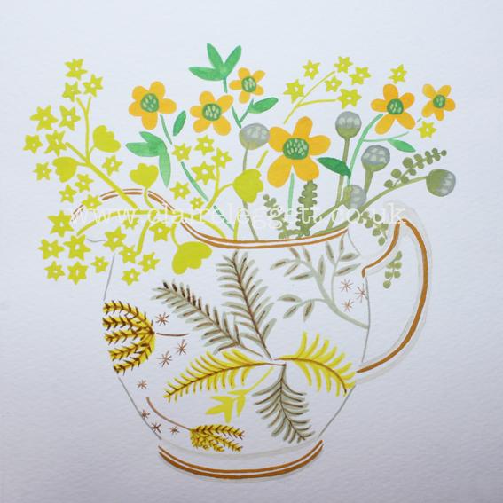 Achemilla Mollis in cup_claire_leggett