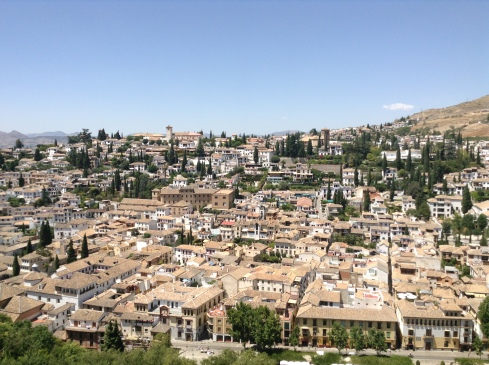 Granada claire leggett