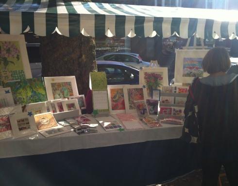 claire leggett Mosesley art market sept 2015