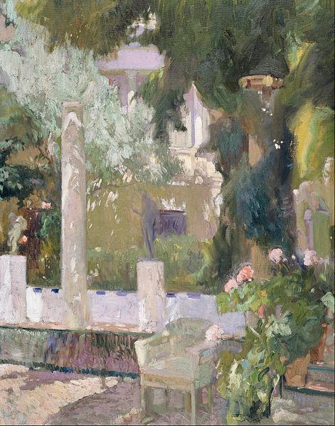Soralla: Garden of the Sorolla House