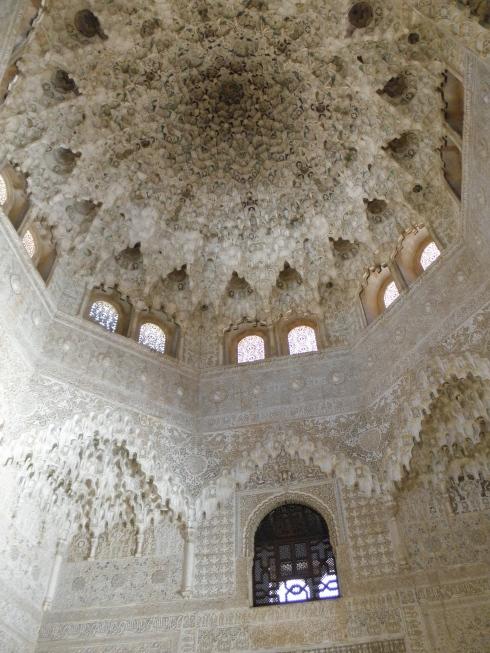 Claire Leggett Alhambra