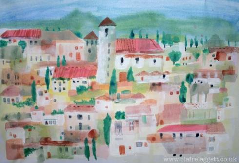 claire_leggett_Granada_Rooftops