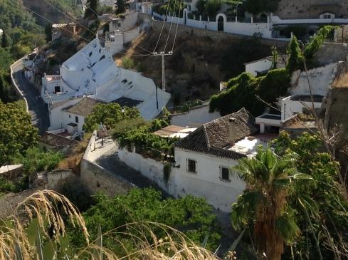 Claire_Leggett_The Albaicin, Granada2