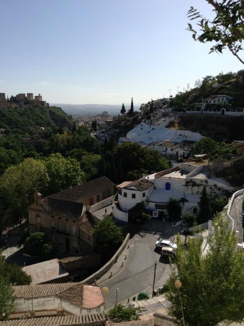 Claire_Leggett_The Albaicin, Granada3