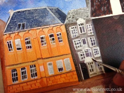 claire leggett paint
