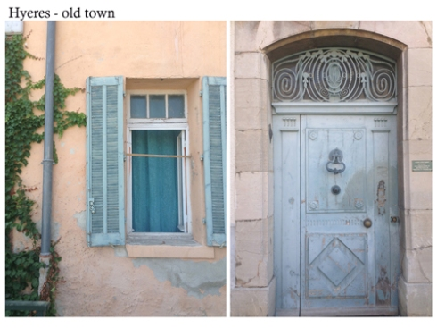 Hyeres - old town