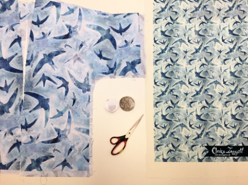 Swifts Kimono
