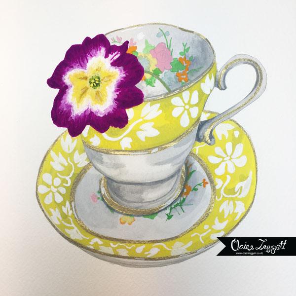 This image has an empty alt attribute; its file name is purple-primula-cup-2.jpg